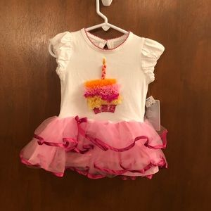 NWT Koala Kids birthday dress